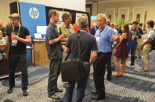Stand HP - Jonas Arndt, Scott Lamons, Scott Jameson