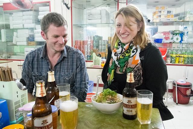 David & Amy, Hanoi, Vietnam