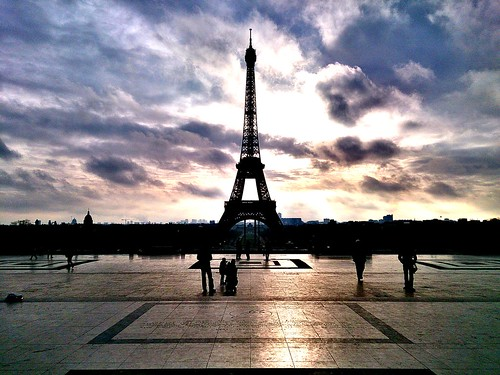 Mis 15 capitales favoritas de Europa - París