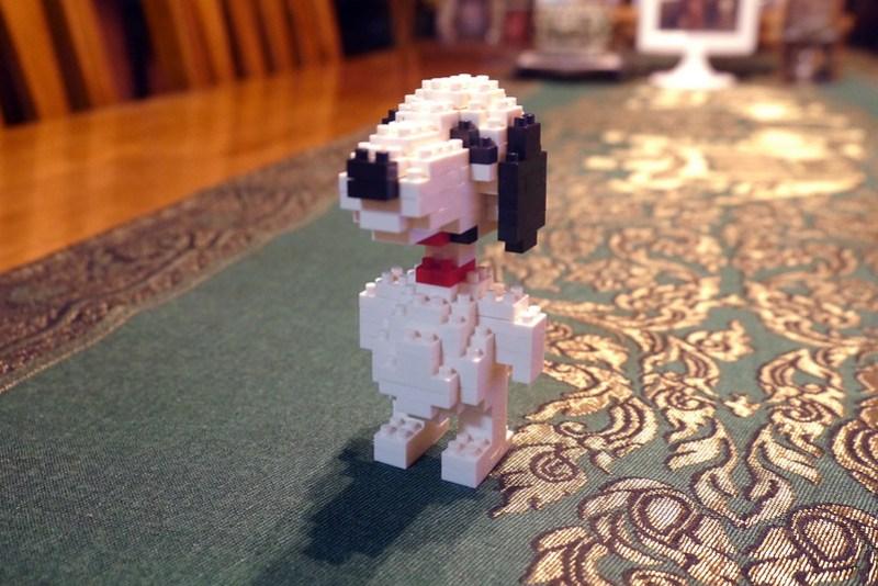 Snoopy - LOZ 001