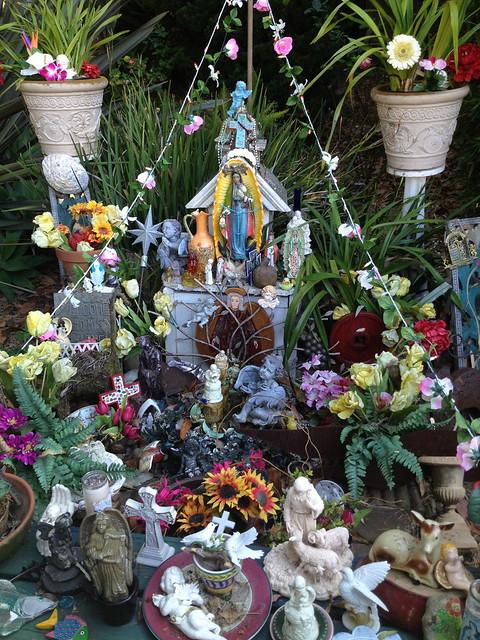 Random shrine