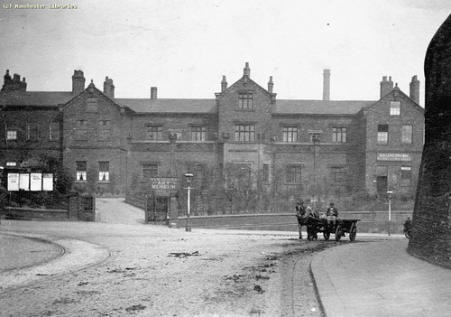 Manchester Art Museum, Ancoats Hall, Manchester, 1900