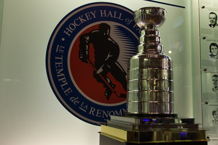 Hockey Hall of Fame - Stanley Cup