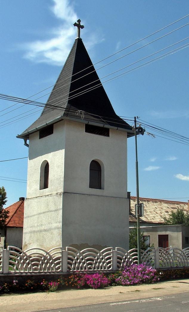 Zvonica v Kolároch