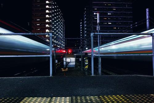 Night Trains by hidesax