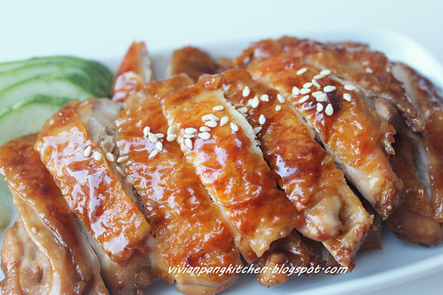 Vivian teriyaki chicken1