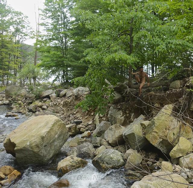 naturist 0007 Harriman State Park, NY, USA