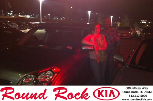 Thank you to Margaret  Koch on your new 2013 Kia Soul from Ben Mitchell  and everyone at Round Rock Kia! by RoundRockKia