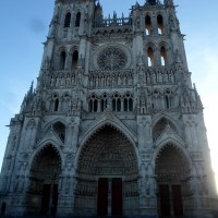 Two Minutes of Your Time For Amiens Cathedral