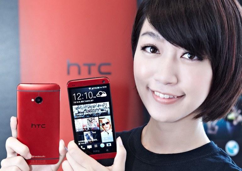 遠傳電信與HTC今(12日)領先全球首賣新HTC One魅麗紅,提供消費者時尚新選擇