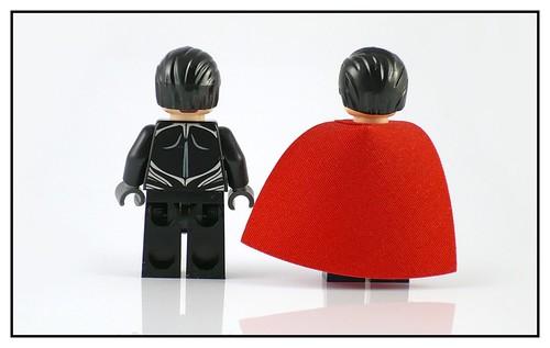 LEGO Super Heroes DC Universe 76002 Superman Metropolis Showdown 09