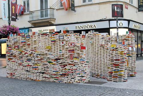 Beneficial Brick - Akce Cihla, Praha