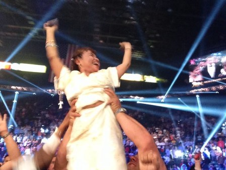 MOMMY DIONISIA PACQUIAO
