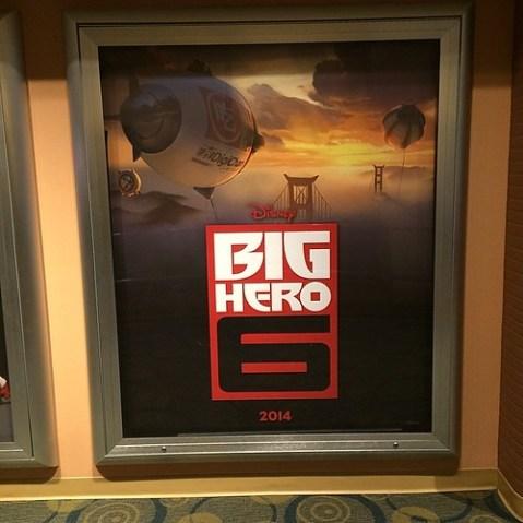 Big Hero 6。邦題:ベイマックス。
