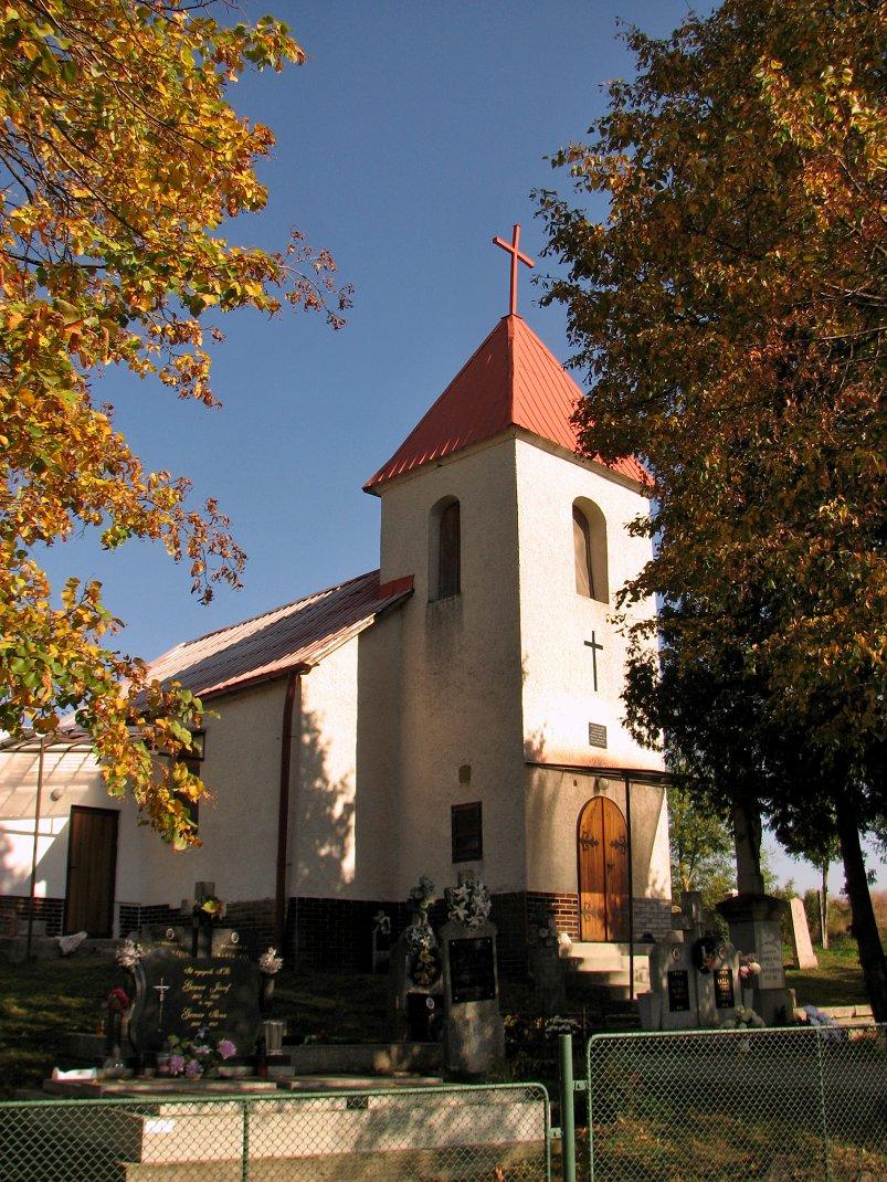 Kaplnka v Seľanoch