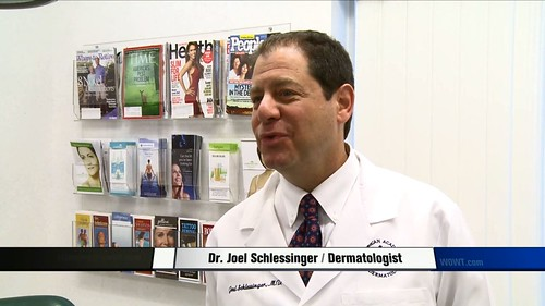 Dr. Joel Schlessinger and his team featured on WOWT NBC Omaha