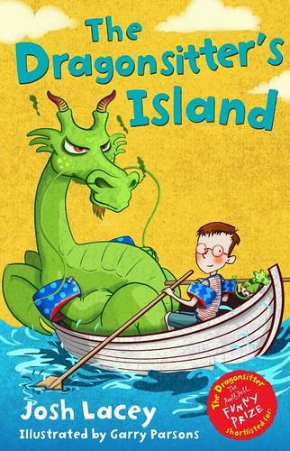 Josh Lacey, The Dragonsitter's Island