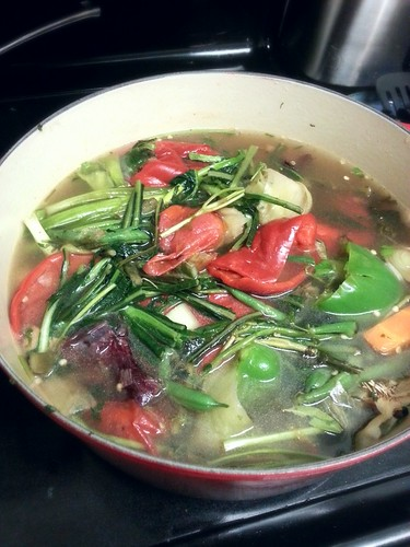 Vegetable stock by pipsyq
