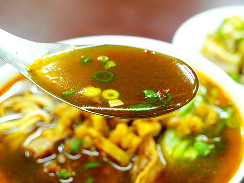 傳統風味豆瓣香~~山東牛肉麵!! @ 你所不知道的--臺南小吃---- :: 痞客邦