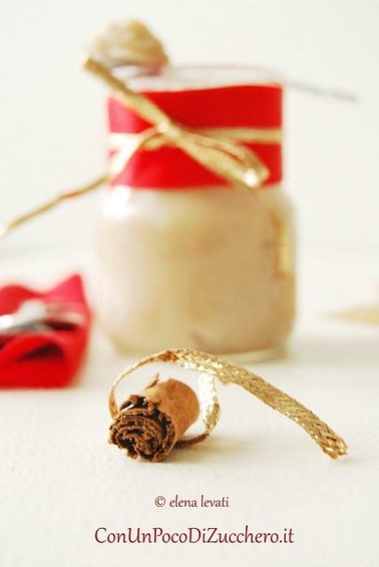 Confettura cannellini, nocciole, cioccolato bianco e cannella 2