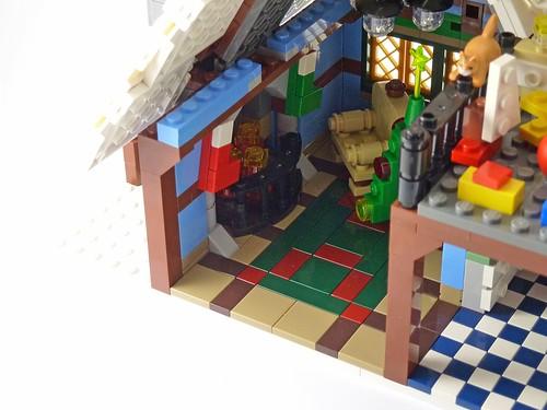 LEGO 10229 Winter Village Cottage d03