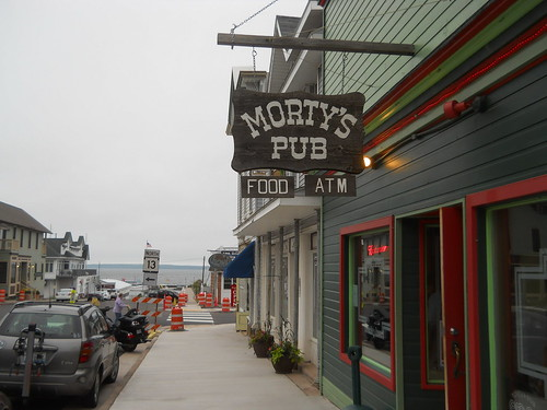 Morty's Pub, Bayfield, Wisconsin