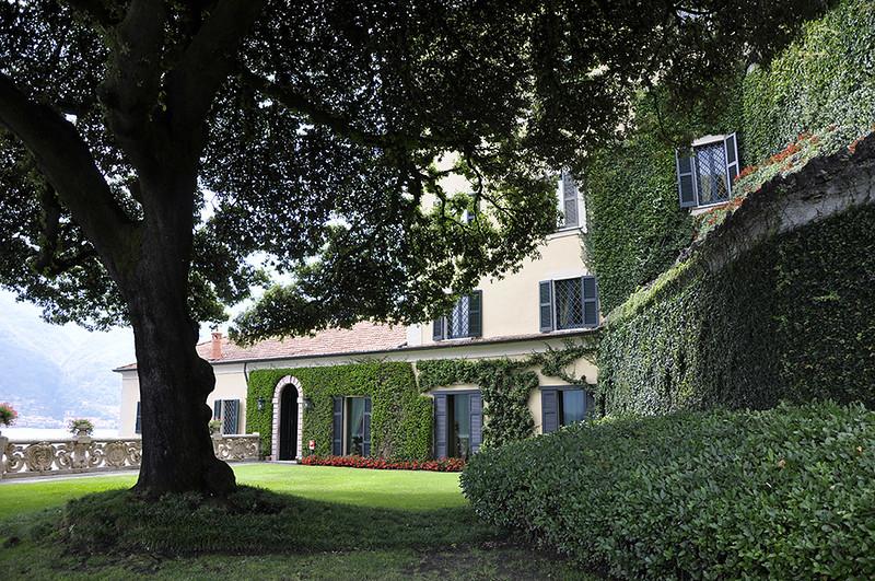 Villa Balbianello - Encina gigante
