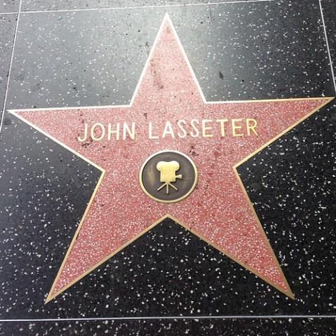 ジョン・ラセター。
