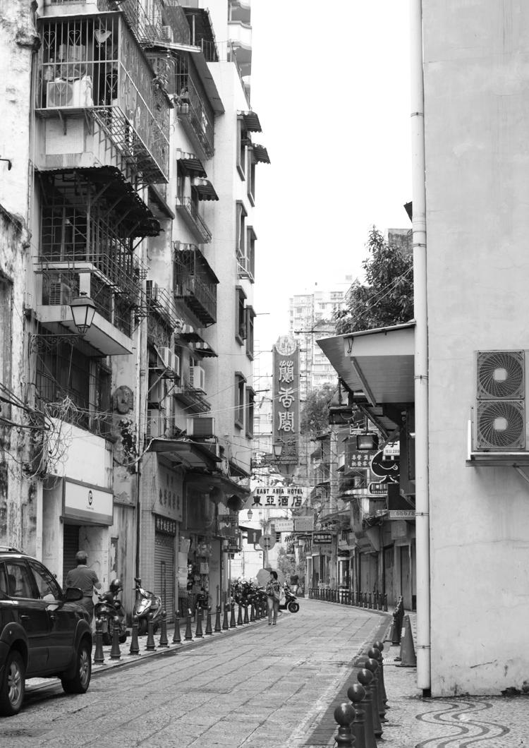 Macau Streetbw
