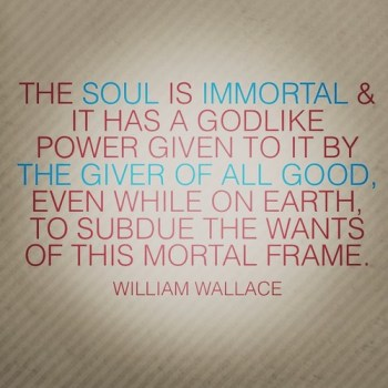 The Immortal Soul