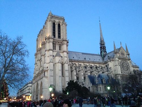 Notre Dame, París