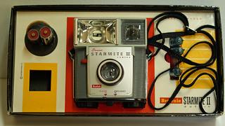Kodak Brownie Starmite II in box