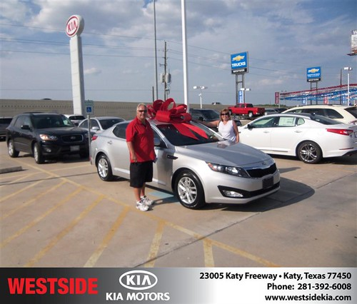 Happy Birthday to Diann Brooks from Damon Clayton  and everyone at Westside Kia! #BDay by Westside KIA