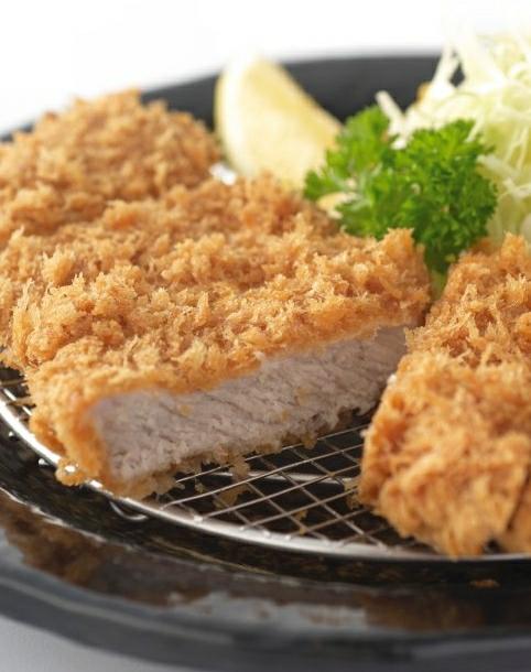 Ginza Bairin dishes