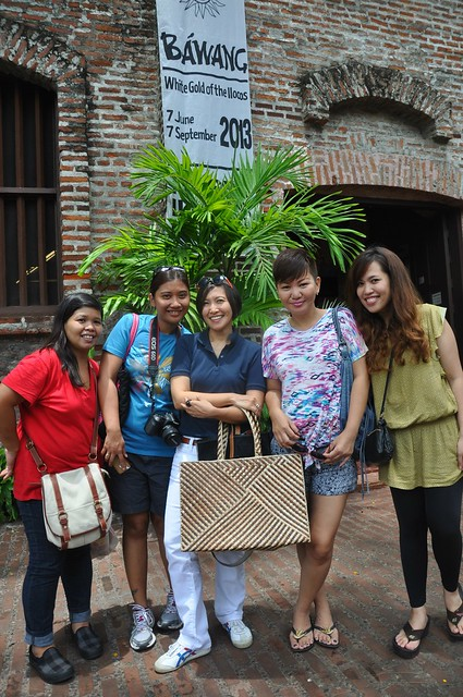 Museo Iloco with Jeng, Giselle, Jenny and Nikki
