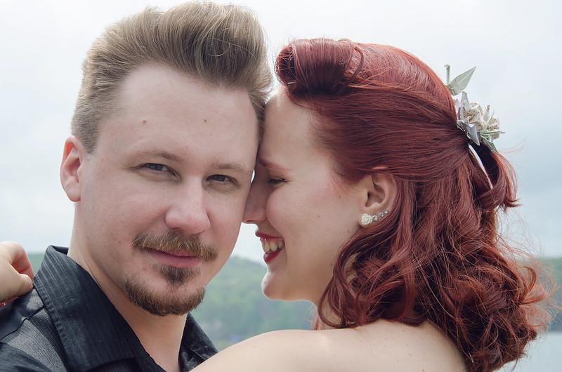 Nicole hurdle wedding