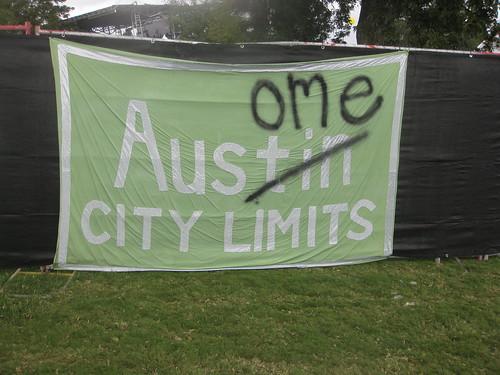 Austin City Limits Festival 2012