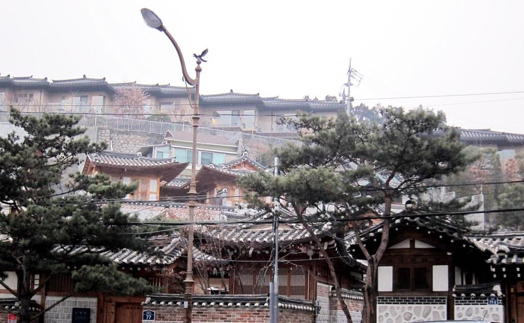 Bukchon, Korea