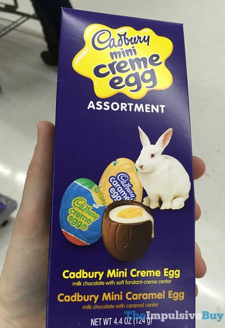 Cadbury Mini Creme Egg Assortment