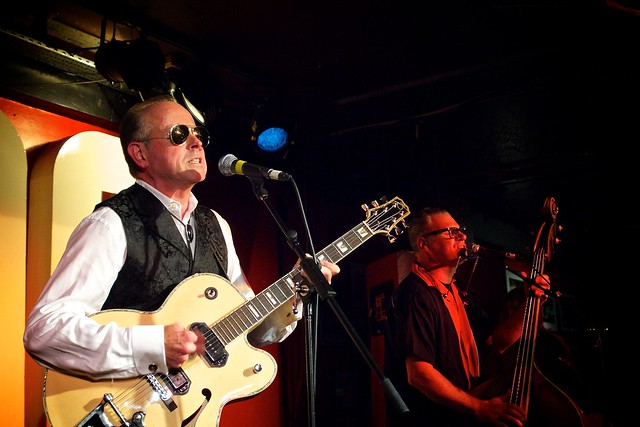The Dodge Brothers at the 100 Club