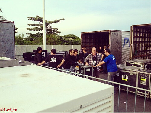 Main Loading Dock Rock in Rio 2014 Photo Lef Carrol IV