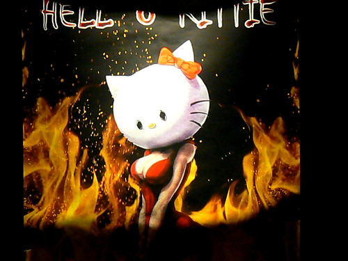 Hell o' Kittie live concert