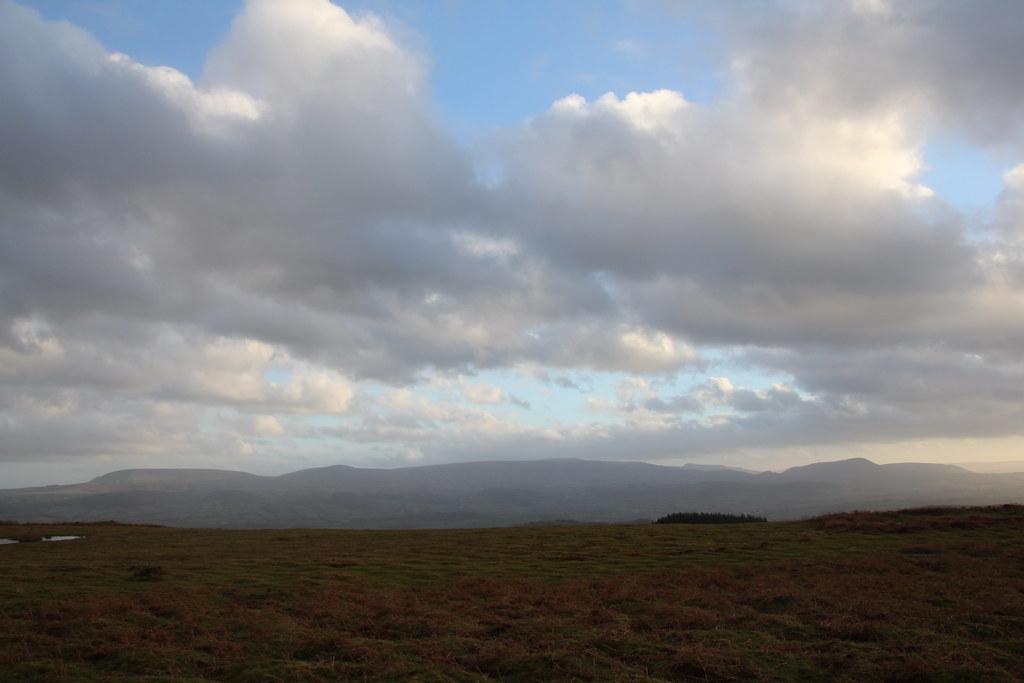 The Begwyns, black mountains