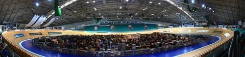 Manchester Velodrome Panorama