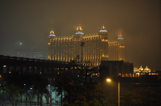 Galaxy Macau - The old and the new