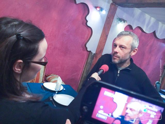 Pierre Mathiot, interviewé par Sophie