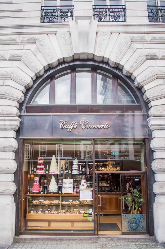 London Caffe Concerto