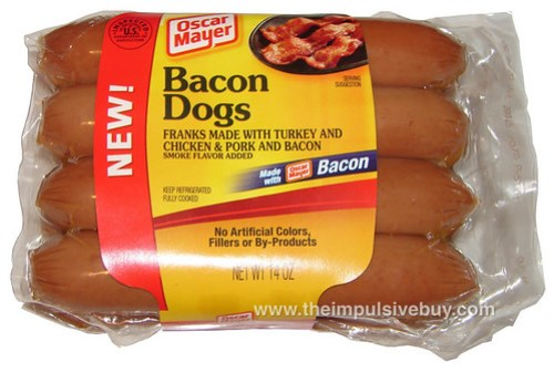 Oscar Mayer Bacon Dogs