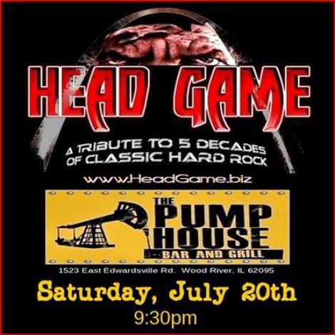 Head Game 7-20-13