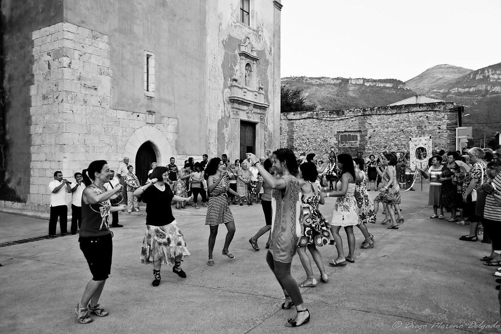Danzas tradicionales